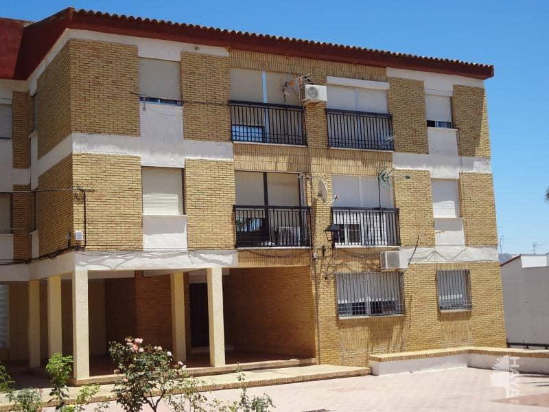 Piso en venta en Gibraleón, Huelva, Calle Principe Felipe, 43.000 €, 3 habitaciones, 1 baño, 69 m2