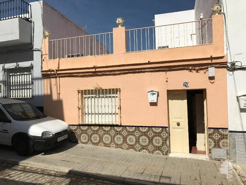 Piso en venta en Morón de la Frontera, Sevilla, Calle Tocina, 68.000 €, 2 habitaciones, 1 baño, 89 m2