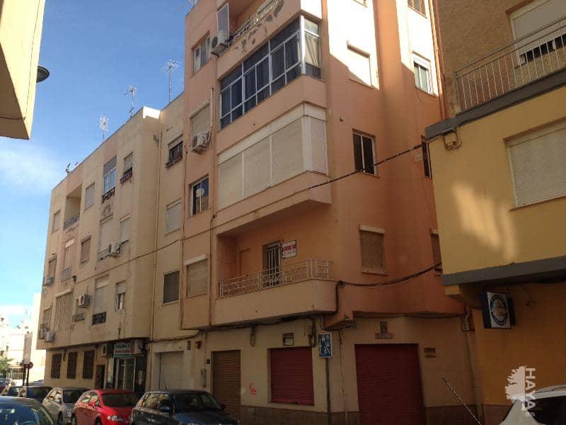 Piso en venta en Los Ángeles, Almería, Almería, Calle Amatista, 38.400 €, 2 habitaciones, 1 baño, 88 m2