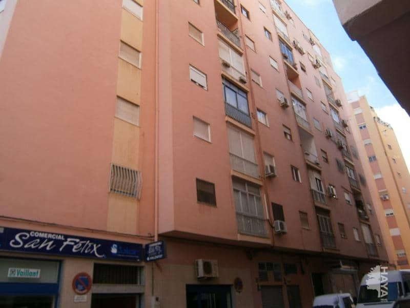 Piso en venta en Los Ángeles, Almería, Almería, Calle Cesar, 66.200 €, 3 habitaciones, 1 baño, 80 m2
