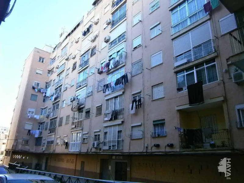 Piso en venta en Los Ángeles, Almería, Almería, Calle Tarrasa, 43.000 €, 2 habitaciones, 1 baño, 65 m2