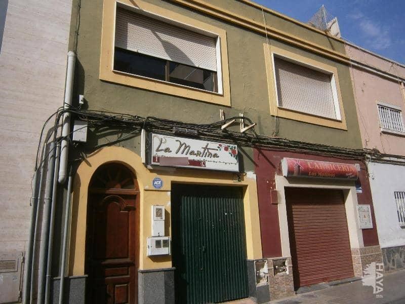 Casa en venta en Los Molinos, Almería, Almería, Calle Carrera Mami, 131.000 €, 3 habitaciones, 2 baños, 142 m2
