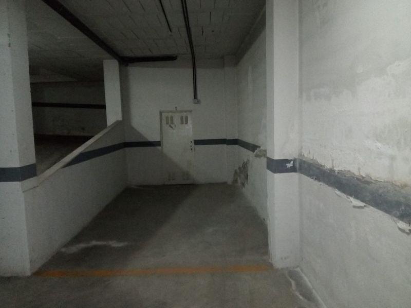 Parking en venta en La Carolina, Jaén, Calle Fuente Palmera, 7.000 €, 13 m2
