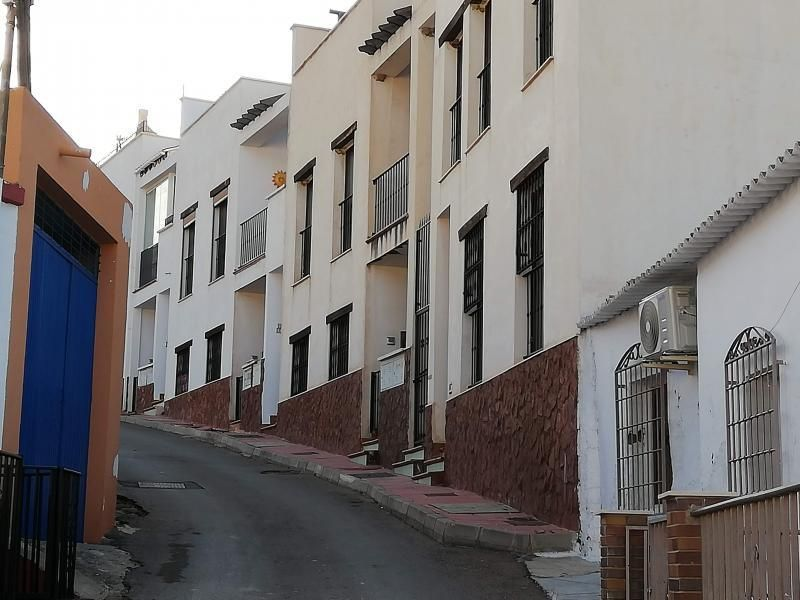 Piso en venta en Sorbas, Almería, Barrio Lugar de Pedania la Huelga, 34.000 €, 1 habitación, 1 baño, 57 m2