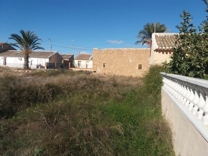 Suelo en venta en Alhama de Murcia, Murcia, Paraje los Canovas, 30.000 €, 300 m2
