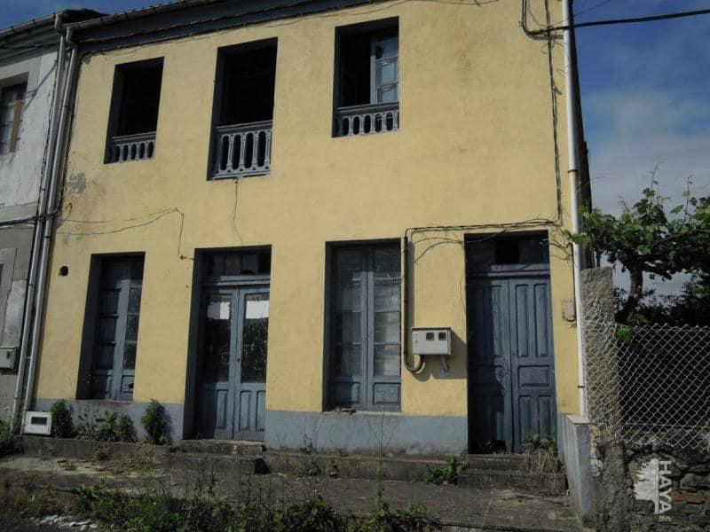 Casa en venta en A Estación (canabal), Sober, Lugo, Travesía Estacion (de La), 42.200 €, 4 habitaciones, 3 baños, 528 m2