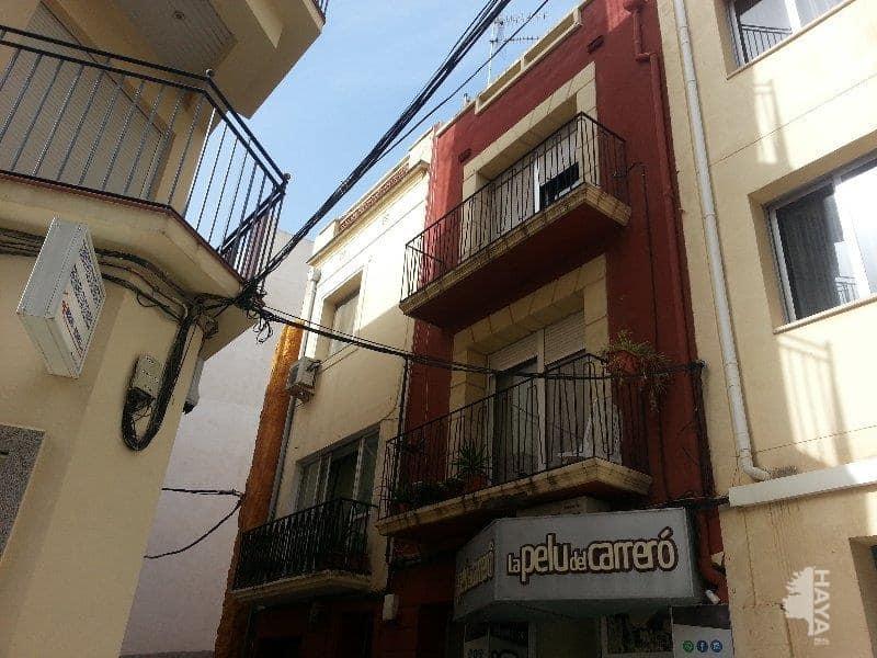 Piso en venta en Benicarló, Castellón, Calle de Sant Jaume, 39.000 €, 3 habitaciones, 1 baño, 87 m2