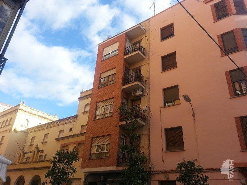 Piso en venta en Urbanización Penyeta Roja, Castellón de la Plana/castelló de la Plana, Castellón, Calle Alcalde Tarrega, 50.700 €, 4 habitaciones, 1 baño, 93 m2