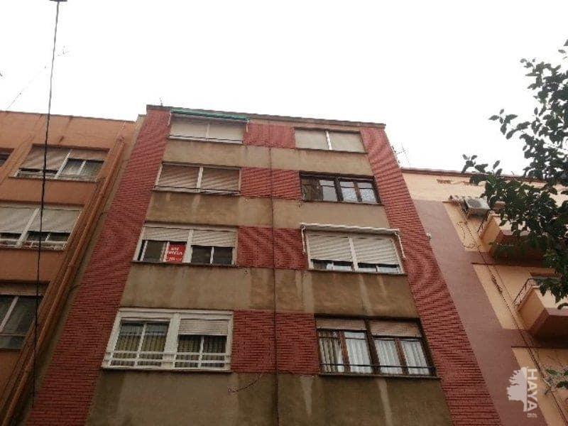 Piso en venta en Grupo Cooperación, Castellón de la Plana/castelló de la Plana, Castellón, Calle Maestro Falla, 66.800 €, 3 habitaciones, 1 baño, 93 m2