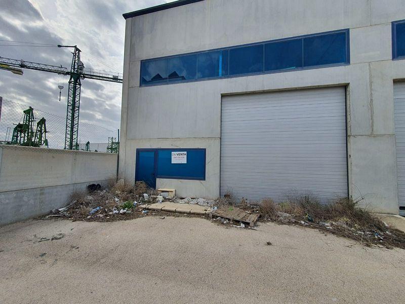 Industrial en venta en Albacete, Albacete, Calle 2 (pg Romica), 43.000 €, 234 m2
