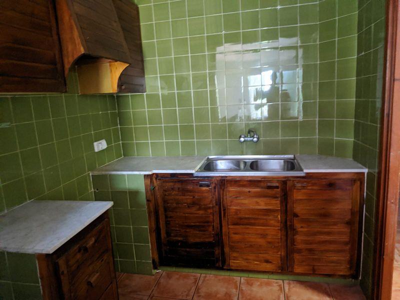 Piso en venta en Ciutadella de Menorca, Baleares, Urbanización Cala Blanca, 106.000 €, 2 habitaciones, 1 baño, 52 m2
