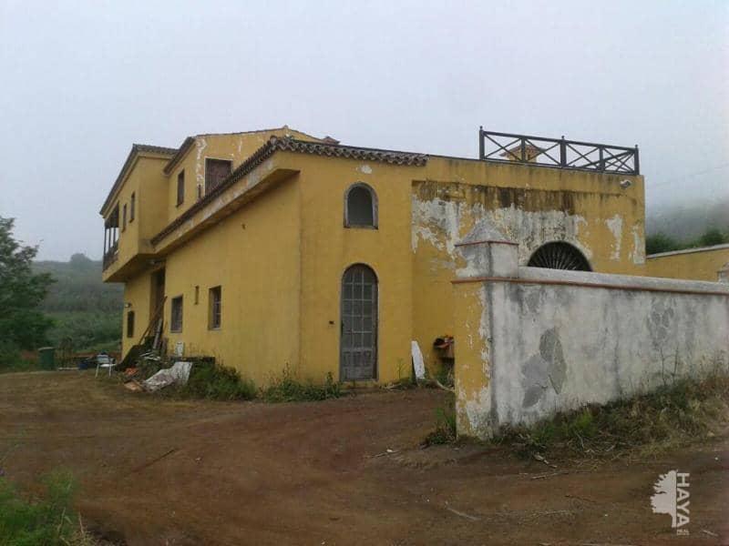 Casa en venta en Tacoronte, Santa Cruz de Tenerife, Camino Real, 200.000 €, 5 habitaciones, 4 baños, 749 m2