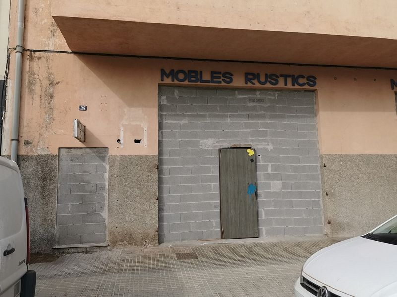 Industrial en venta en Manacor, Baleares, Calle de la Estacion, 415.000 €, 543 m2
