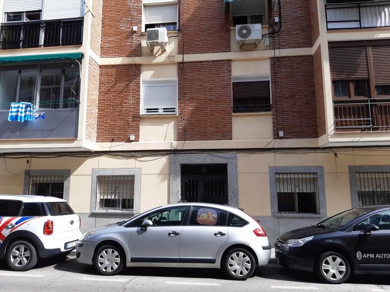 Piso en venta en Villaverde, Madrid, Madrid, Calle Vilastar, 94.000 €, 3 habitaciones, 1 baño, 75 m2