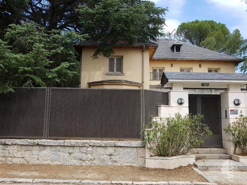 Casa en venta en Moncloa-aravaca, Madrid, Madrid, Calle Renteria, 1.590.000 €, 1 baño, 608 m2