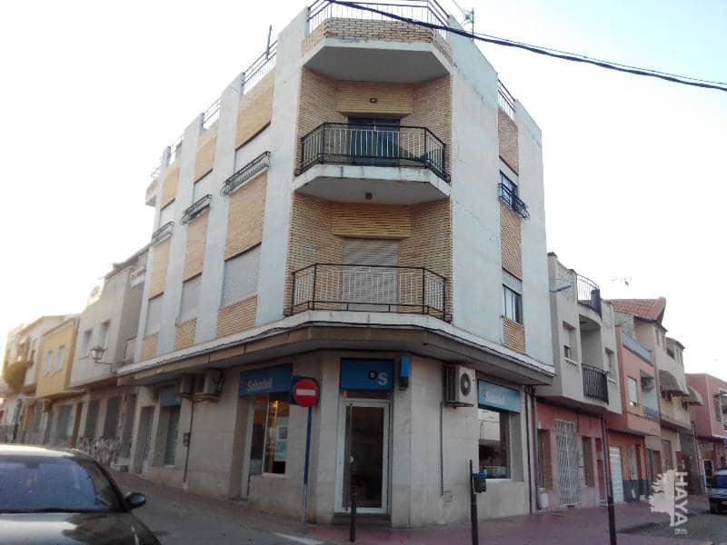 Piso en venta en Las Cañadas, Campos del Río, Murcia, Avenida Constitucion, 51.100 €, 3 habitaciones, 1 baño, 99 m2
