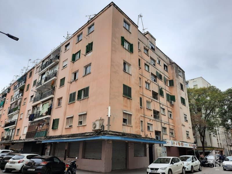Piso en venta en Son Real, Palma de Mallorca, Baleares, Calle Santa Florentina, 48.000 €, 2 habitaciones, 1 baño, 74 m2