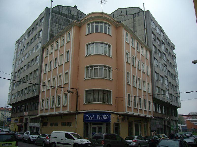 Piso en venta en Centro, Ferrol, A Coruña, Calle Ingeniero Andres Comerma, 45.900 €, 3 habitaciones, 1 baño, 94 m2