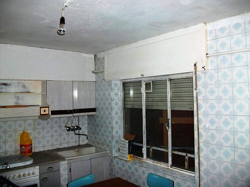 Piso en venta en Fabero, León, Calle Real, 49.500 €, 4 habitaciones, 1 baño, 126 m2