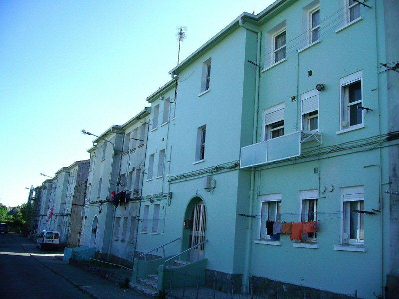 Piso en venta en Ensanche B, Ferrol, A Coruña, Calle Ameneiros, 20.400 €, 2 habitaciones, 1 baño, 53 m2