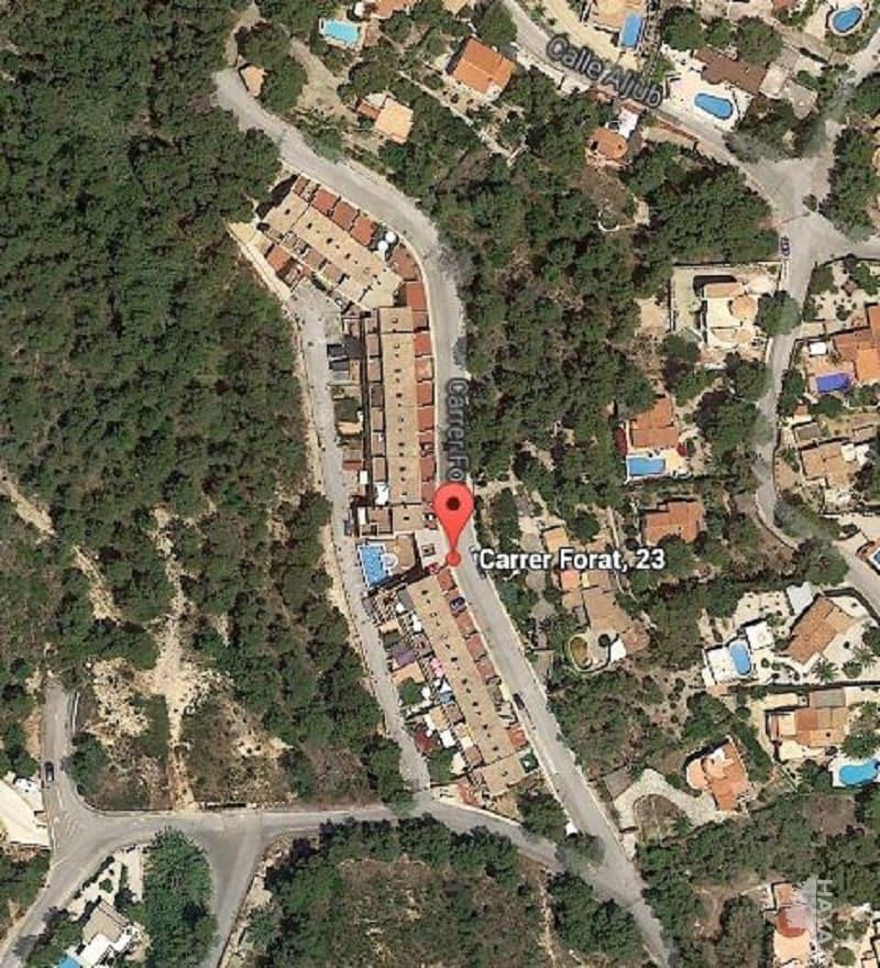 Casa en venta en Altea la Vella, Altea, Alicante, Calle Forat, 94.638 €, 1 habitación, 1 baño, 65 m2