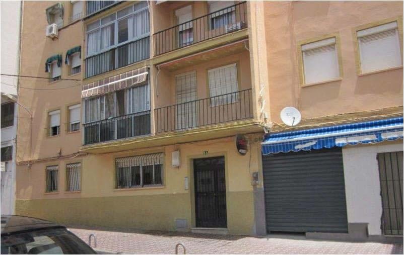 Piso en venta en San García, Algeciras, Cádiz, Calle Don Bosco, 53.200 €, 2 habitaciones, 1 baño, 85 m2
