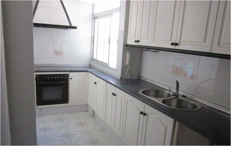 Piso en venta en Piso en Algeciras, Cádiz, 58.600 €, 2 habitaciones, 1 baño, 85 m2