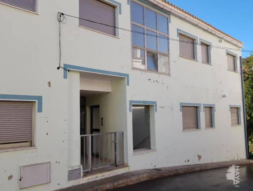 Piso en venta en Cortes de Pallás, Valencia, Lugar Aldea El Oro, 88.100 €, 2 habitaciones, 1 baño, 2 m2
