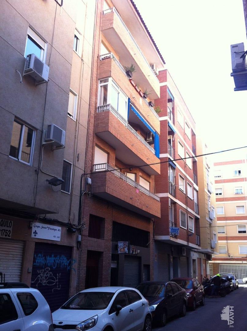 Piso en venta en Murcia, Murcia, Calle Pintor Pedro Orrente, 119.647 €, 4 habitaciones, 2 baños, 129 m2