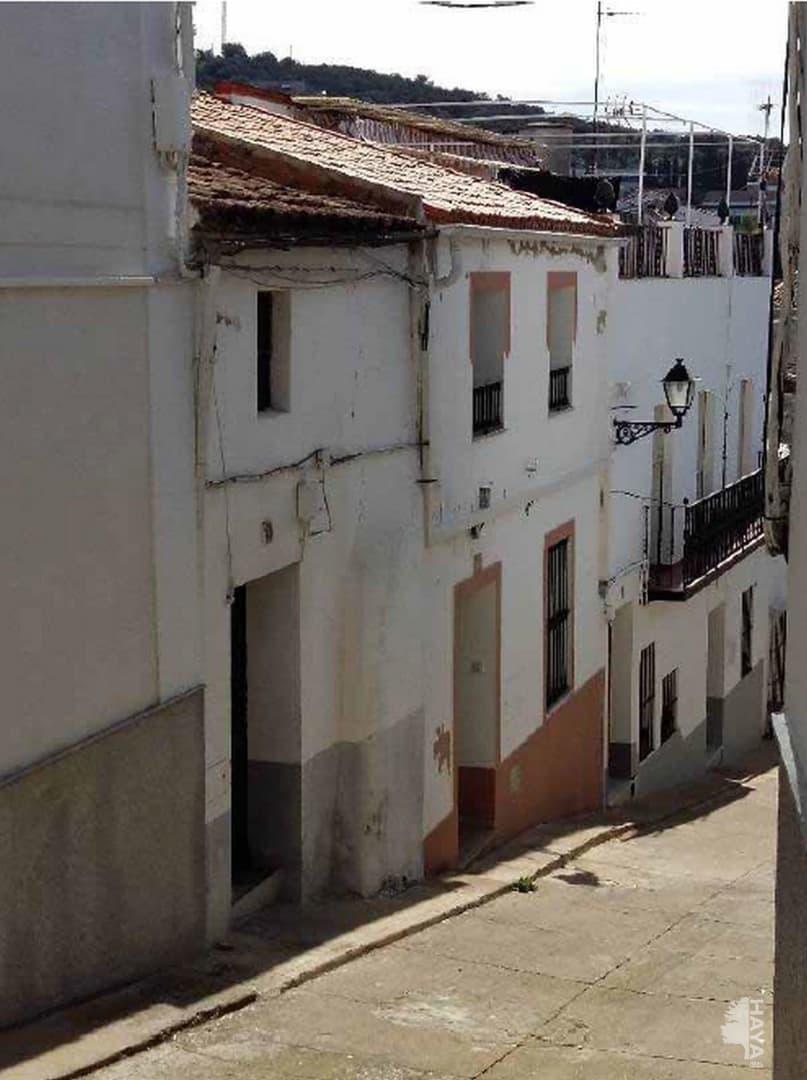 Casa en venta en Jerez de los Caballeros, Badajoz, Calle Granado, 54.000 €, 2 habitaciones, 1 baño, 114 m2