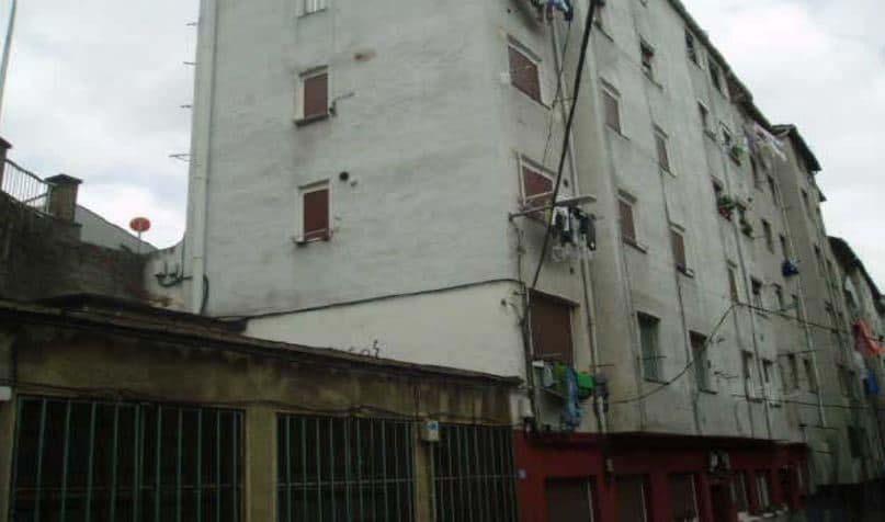Piso en venta en Eibar, Guipúzcoa, Calle Errekatxu, 100.873 €, 3 habitaciones, 1 baño, 79 m2