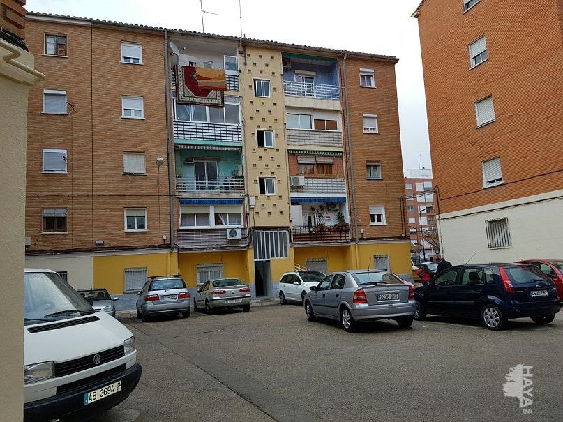 Piso en venta en Albacete, Albacete, Calle Churruca, 81.375 €, 2 habitaciones, 1 baño, 68 m2