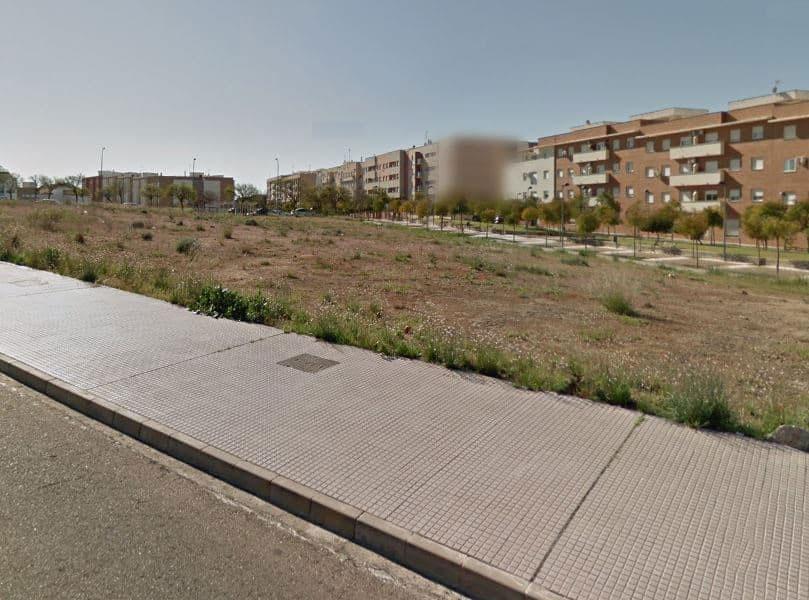 Suelo en venta en Badajoz, Badajoz, Lugar Sector Sup-e.1 Suerte de Saavedra, 166.000 €, 1233 m2