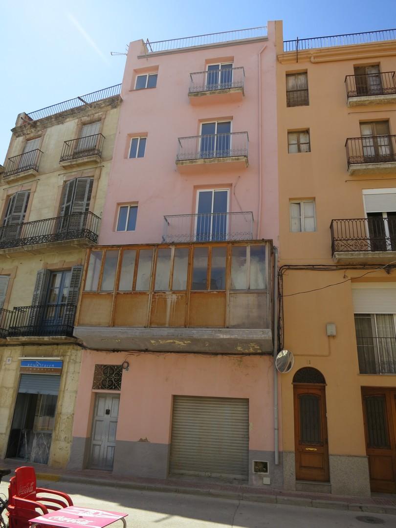Piso en venta en El Perchel, Xerta, Tarragona, Plaza Major, 15.616 €, 1 habitación, 1 baño, 40 m2
