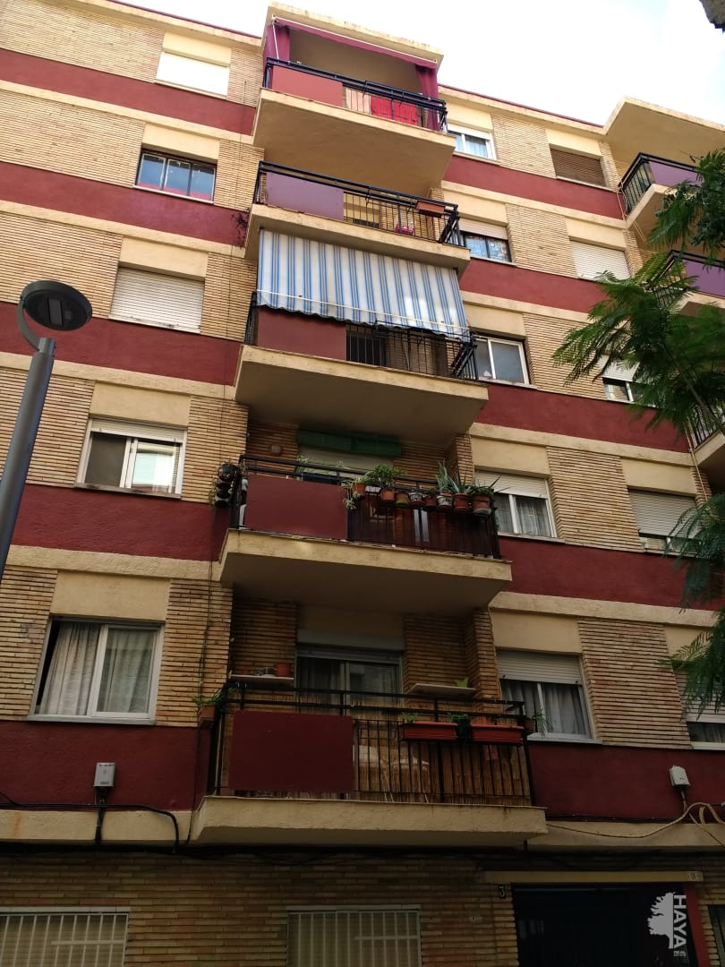 Piso en venta en Gandia, Valencia, Calle Pintor Segrelles, 33.554 €, 3 habitaciones, 1 baño, 77 m2