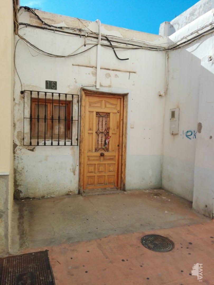 Casa en venta en Almería, Almería, Calle Virgen del Mar, 61.000 €, 3 habitaciones, 1 baño, 85 m2