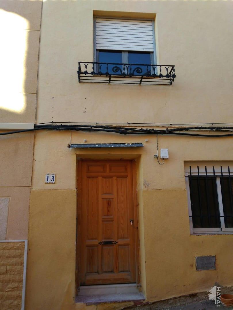 Casa en venta en Alicante/alacant, Alicante, Calle San Pedro, 72.400 €, 4 habitaciones, 2 baños, 122 m2