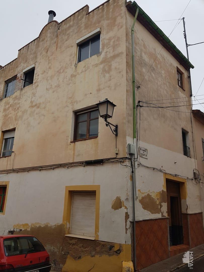 Casa en venta en Banyeres de Mariola, Alicante, Calle Felipe Iv, 49.722 €, 5 habitaciones, 1 baño, 180 m2