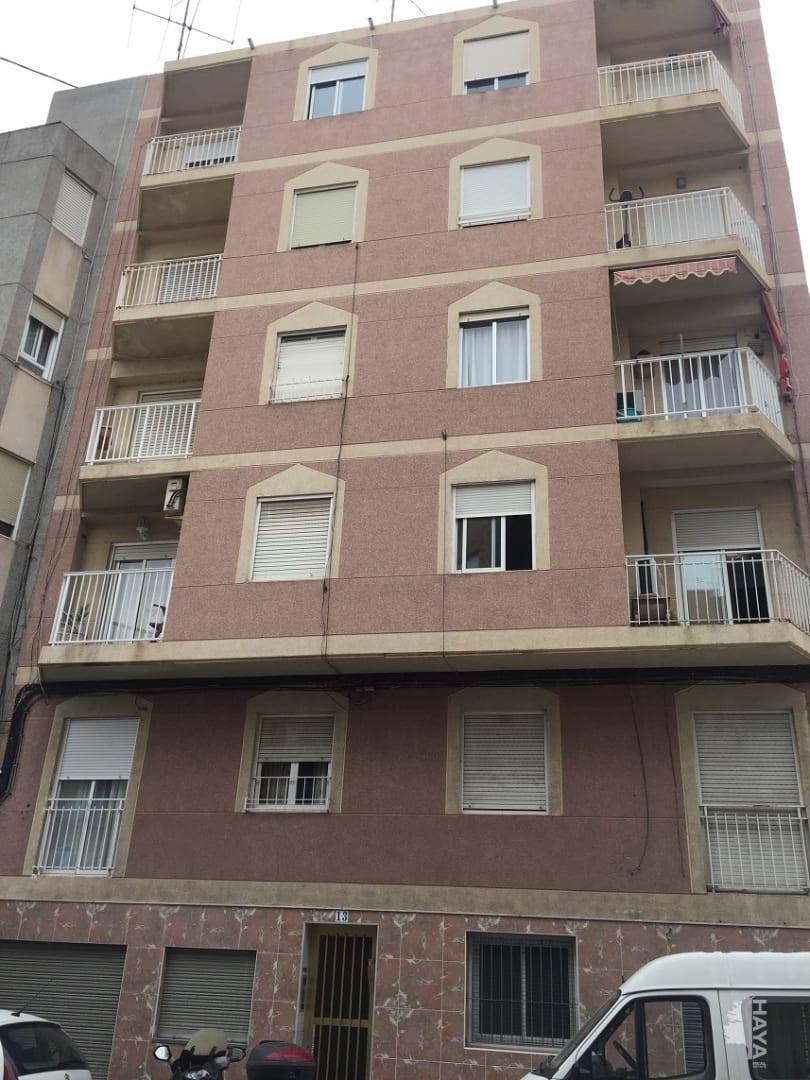 Piso en venta en Elche/elx, Alicante, Calle Gines Garcia Esquitino, 22.000 €, 2 habitaciones, 1 baño, 70 m2