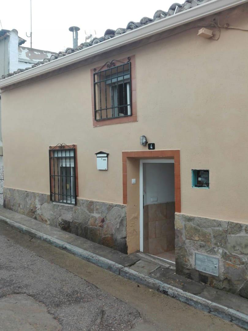 Casa en venta en Fuentelespino de Haro, Cuenca, Calle del Romeral, 22.000 €, 4 habitaciones, 1 baño, 110 m2