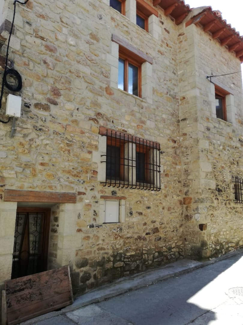 Casa en venta en Puertomingalvo, Teruel, Calle Mayor, 91.700 €, 5 habitaciones, 1 baño, 175 m2