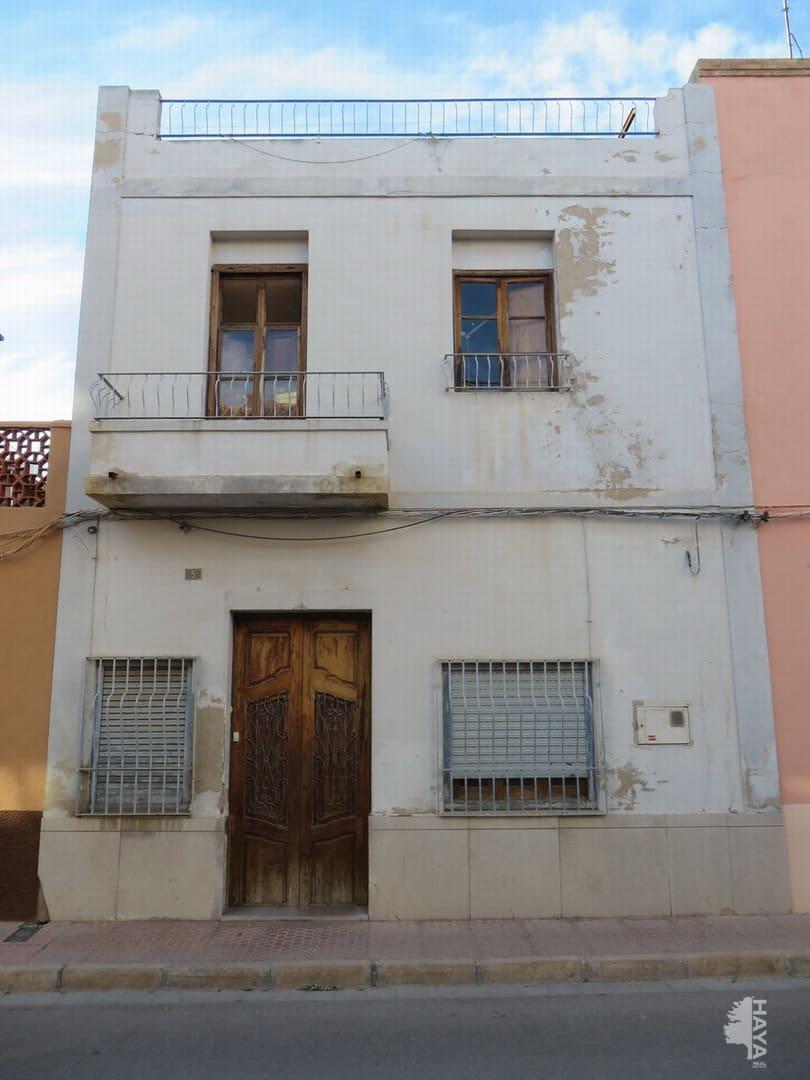 Casa en venta en Alquerías del Niño Perdido, Castellón, Calle Mosen Juan Miralles, 89.100 €, 3 habitaciones, 1 baño, 137 m2