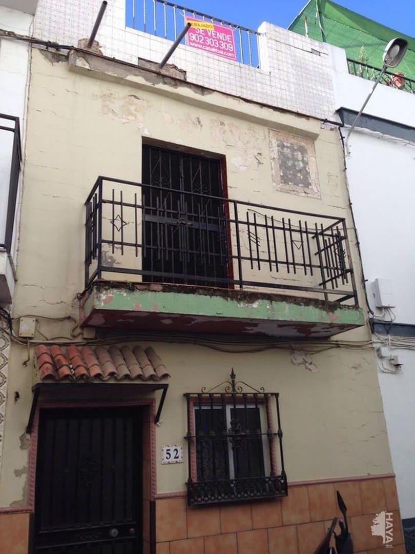 Piso en venta en Sevilla, Sevilla, Calle Joaquin Sorolla, 71.722 €, 4 habitaciones, 2 baños, 91 m2