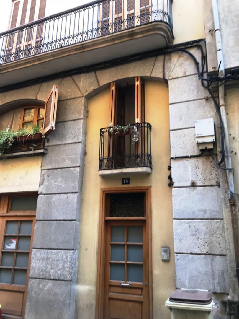 Piso en venta en Picamoixons, Valls, Tarragona, Calle Carnisseria, 68.553 €, 1 habitación, 2 baños, 82 m2