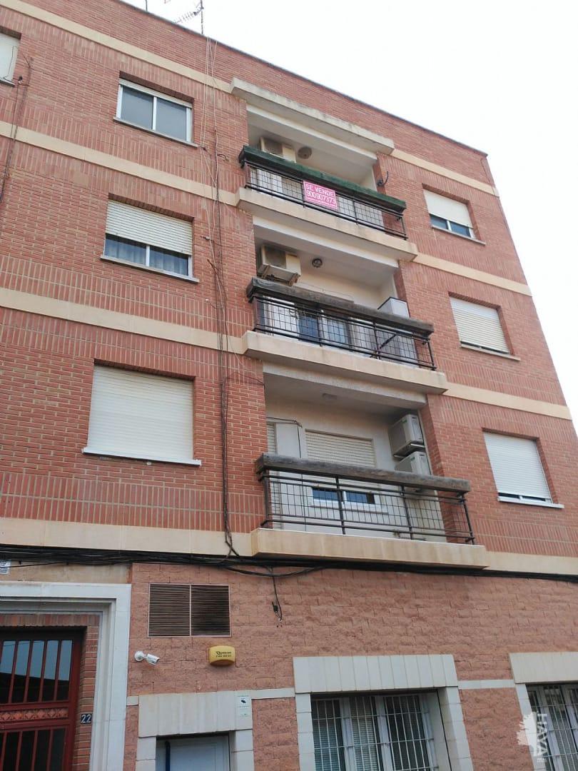 Piso en venta en Murcia, Murcia, Calle San Roque, 62.464 €, 4 habitaciones, 2 baños, 104 m2