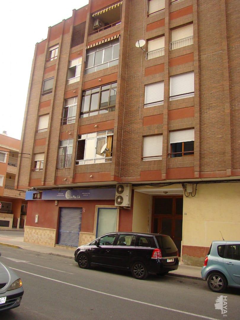 Piso en venta en Catral, Alicante, Calle Valencia, 55.812 €, 3 habitaciones, 1 baño, 114 m2