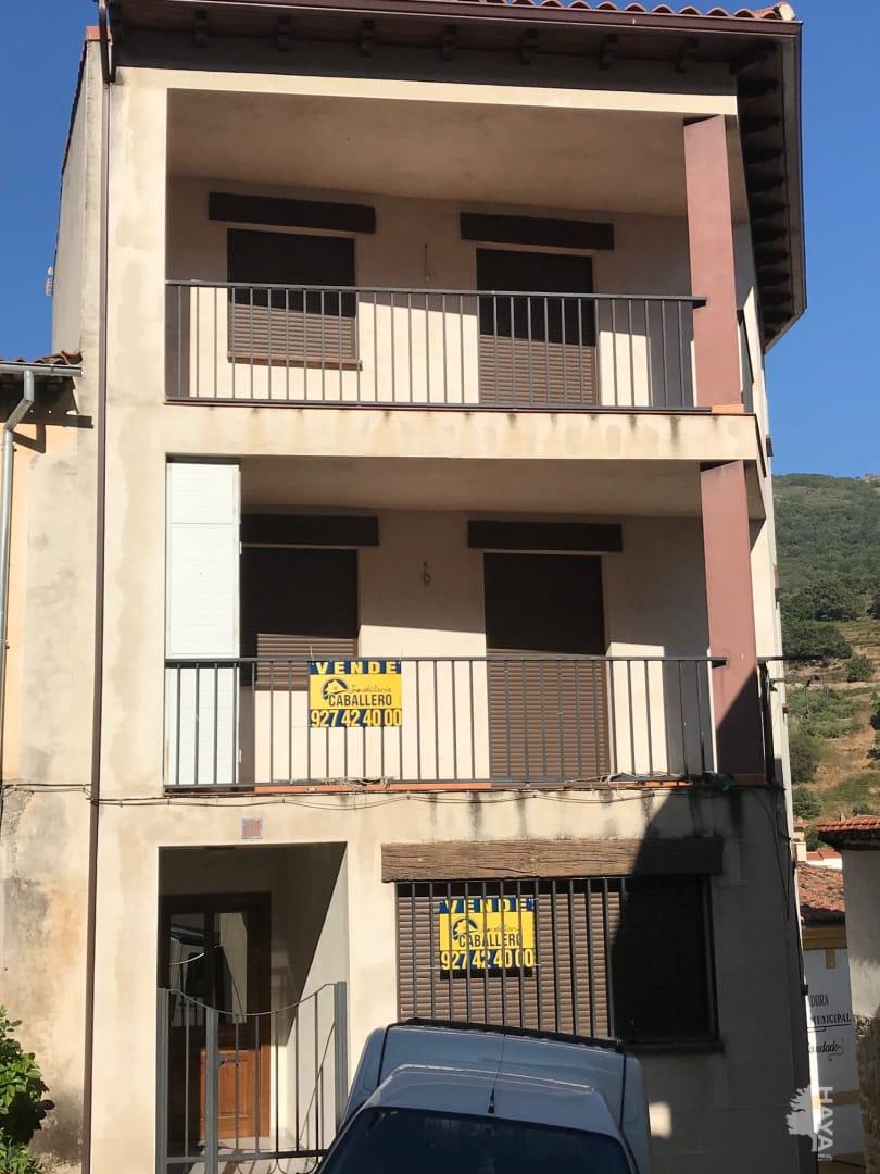 Piso en venta en Baños de Montemayor, Cáceres, Calle Castañar, 90.600 €, 3 habitaciones, 2 baños, 119 m2