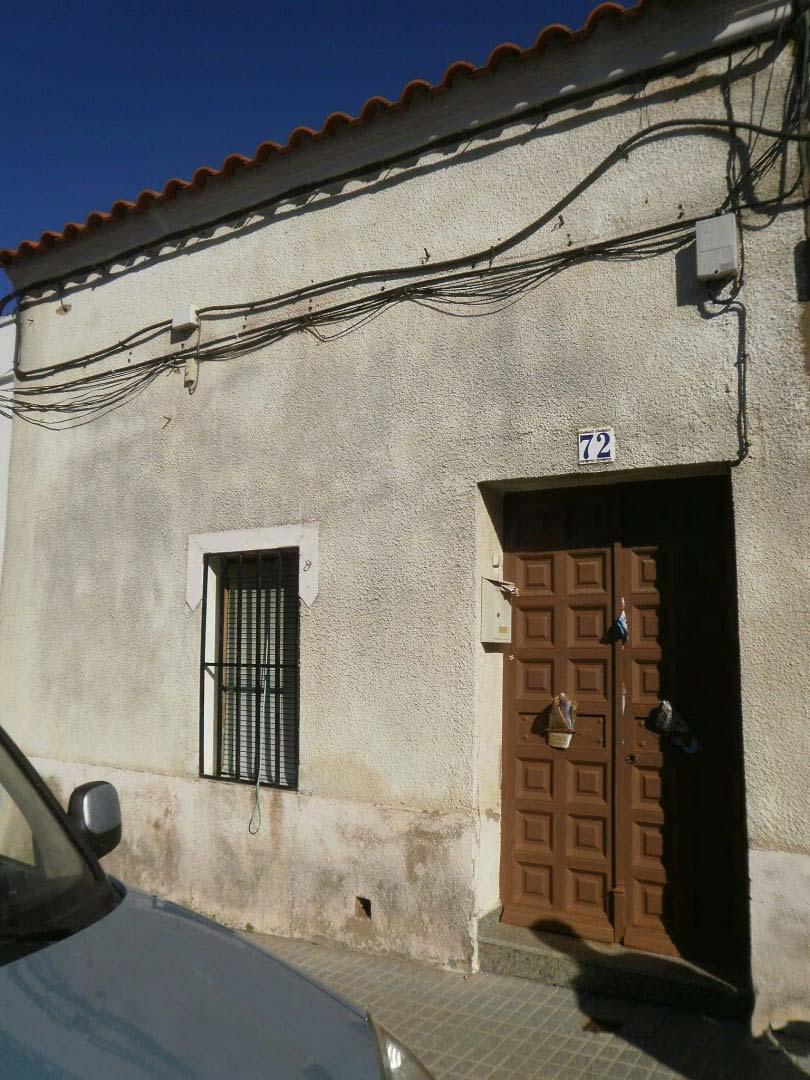 Casa en venta en Villagonzalo, Badajoz, Calle Nueva, 64.600 €, 2 habitaciones, 1 baño, 201 m2
