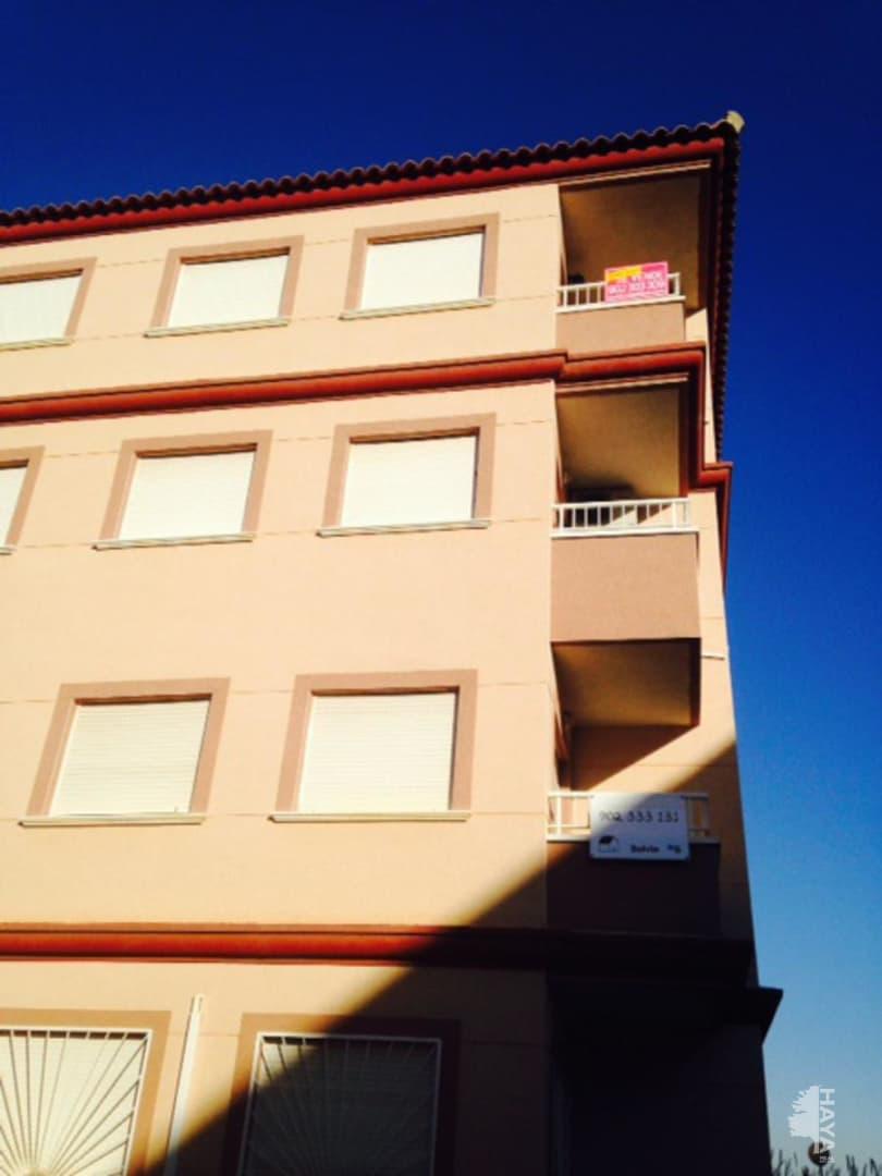 Piso en venta en Algorfa, Algorfa, Alicante, Calle Palomo, 51.506 €, 2 habitaciones, 2 baños, 69 m2
