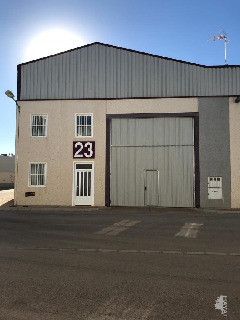 Industrial en venta en Villacerrada-centro, Albacete, Albacete, Calle J. Romica, 86.971 €, 432 m2